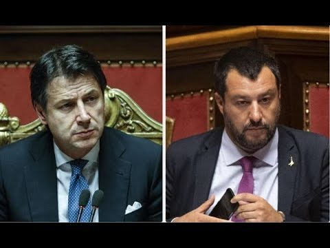Open Arms Proces so a Salvini. Si vota il 27. Qui la posizione di Conte e' piu' compromessa