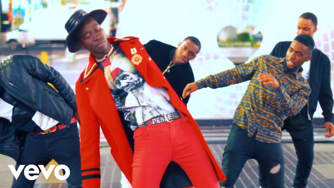 Chi Ching Ching - Rock Di World ft. Fatman Scoop, Patoranking, Stonebwoy