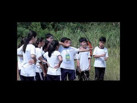 Bunda Mulia School - Character Camp - 8 April 2016 - Eagle Hill - Mega Mendung