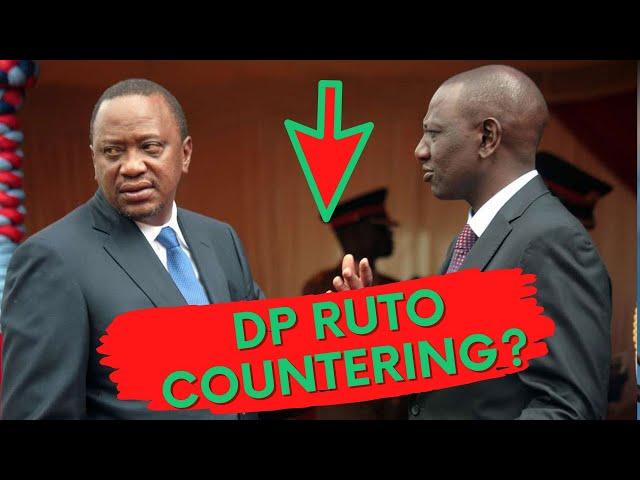 How William Ruto PLANS to SABOTAGE Uhuru Kenyatta Next Week Meeting with Mt Kenya Leaders