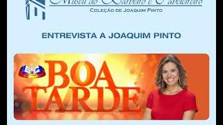 """SIC  """"Boa Tarde O Mestre Barbeiro"""" Conceição Lino, com Joaquim Pinto - Pinto"""