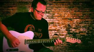 Train Beat In A Major (Fender Yosemite Pickups)