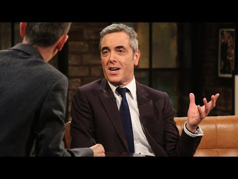 James Nesbitt on tackling sexism in TV and film  The Late Late   RTÉ One