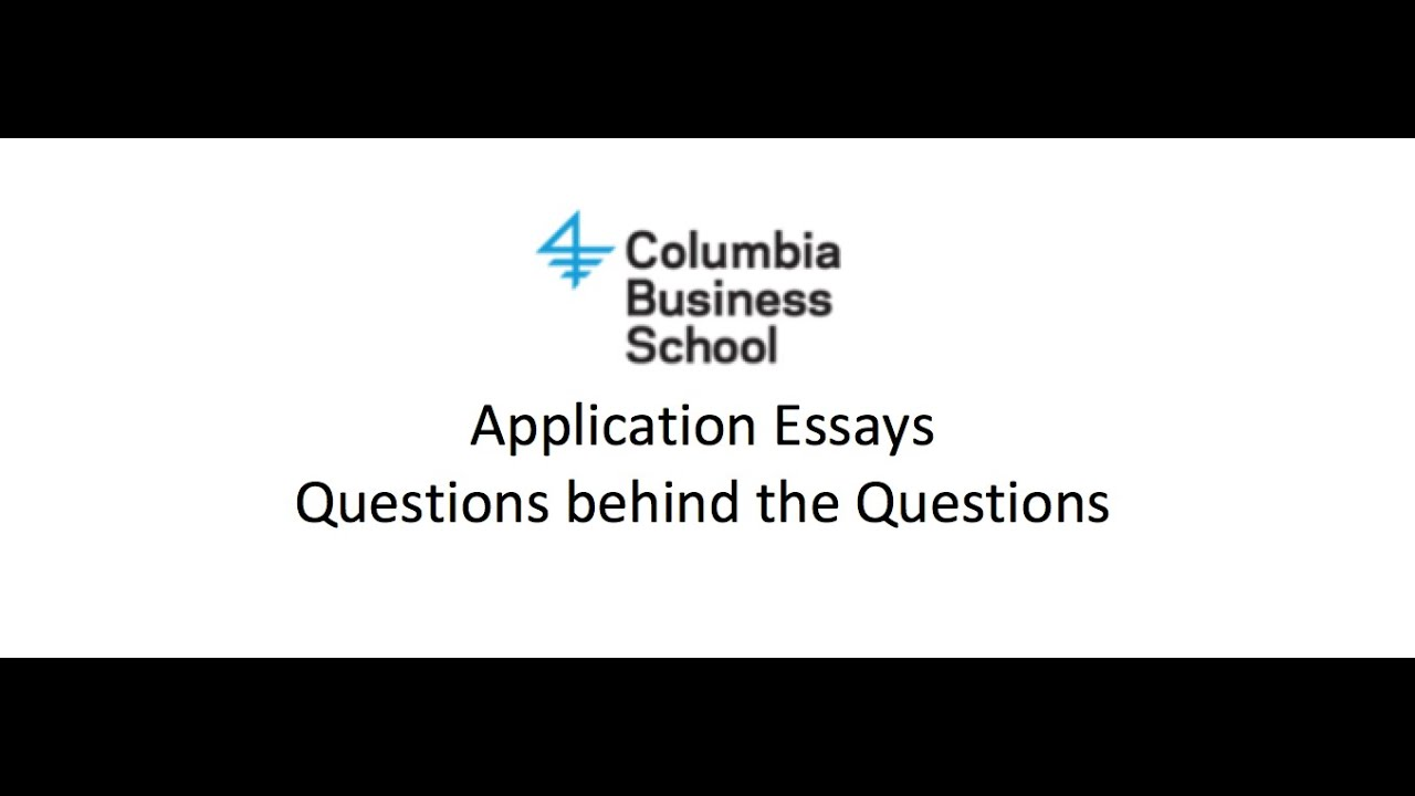 Illustration Essay Example Papers Columbia Mba Application Essay What Is Your Immediate Postmba  Professional Goal Example Essay English also English Language Essays Columbia Mba Application Essay What Is Your Immediate Postmba  Buy Essay Papers Online
