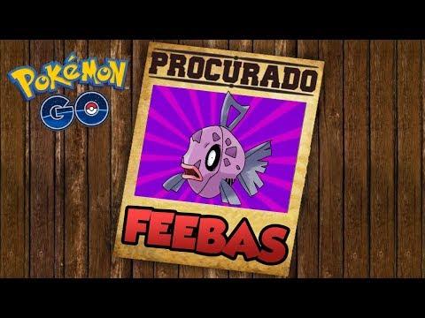 COMO FOI NOSSO FEEBAS DAY? PIOR EVENTO EVER? - Pokémon Go | Capturando Shiny (Parte 37) thumbnail