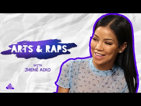 Jhené Aiko: What Are Psychedelics? | Arts & Raps