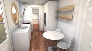 casa container 40pies (27m2)