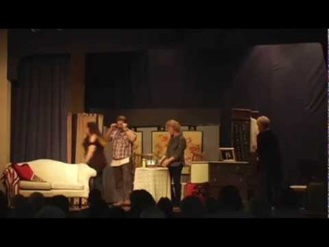 Grandma Goes Off Her Rocker, Stage Play Part 1 of 7