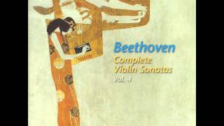 Beethoven - Violin Sonata No. 7 in C minor, op. 30 no. 2