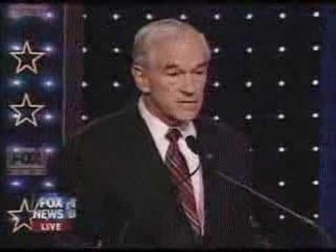 Ron Paul at the 4th Republican Presidential Debate