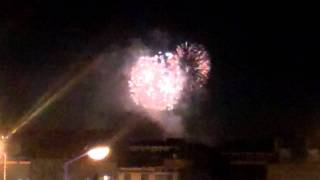 TURBINE Watches Fireworks over Cannes Film Festival 2011 Thumbnail