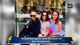 Sonali Bendre shares heartfelt post on Friendship Day saying bald is beautiful