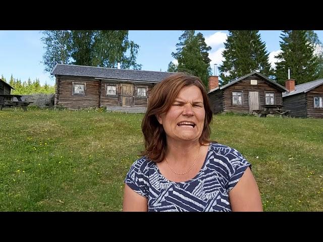 Sommarandakt ifrån Östansjö Fäbodar: 8