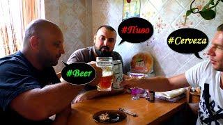РЕЦЕПТОР Обзор пива и закусок #10 Турецкая закуска.