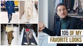 My Favorite European Fashion Shows | Fall Winter 2019 Menswear