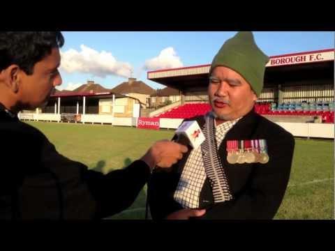 Interview with Wilson Bikrakm Rai (Takmebudho) in UK ; Uncut Scenes.