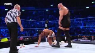 WWE 21.10.2011 Big Show vs Alberto Del Rio.В конце жесть.русс.озв