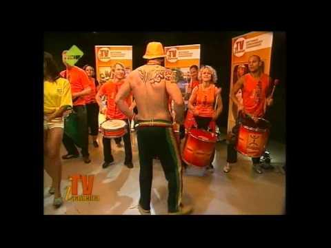 samba reggae - bando sambado