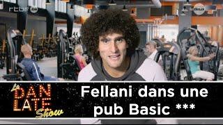 Marouane Fellaini dans la pub Basic ***