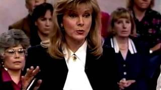 Silicone Gel Breast Implants - Jenny Jones Show - December 21, 1993