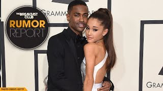 Big Sean And Ariana Grande Spotted Back Together