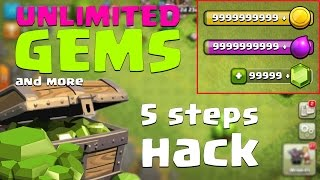 NEW Clash Of Clans/Clash Royale 2017 FREE GEMS HACK for Android IOS WORKING! LESS THAN 1 MINUTE!