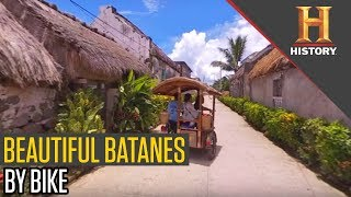 Immerse Yourself In The History Of Batanes. 360 Video | Ride N' Seek With Jamie Dempsey thumbnail
