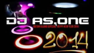 Gambar cover DUGEM 2014 HAPPY NEW YEAR DJ AS ONE