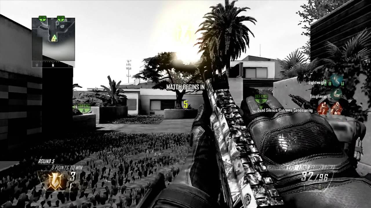 Download BO2 GB S&D 2v2 Raid vs Tyrv & Grqvity