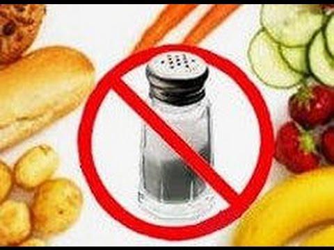китайские диеты без соли
