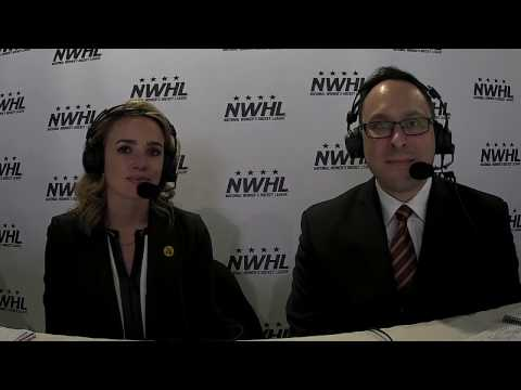 Dani Rylan Interview 2017 Isobel Cup Final - YouTube