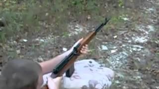 Selbstladegewehr - SVT 40 Tula self loading rifle