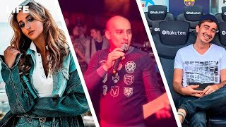 Артём Калайджян, Артём Каракозян и Тамара Турава на фестивале блогеров