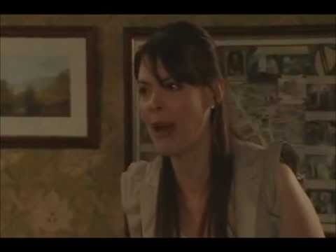 Coronation Street Becky Goes After Tracy 3/6/2011