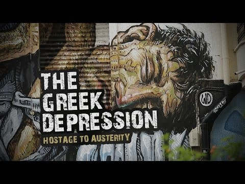 The Greek Depression. Hostage to Austerity.