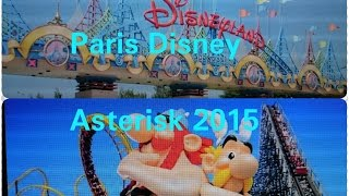 Disneyland Paris - & Parc Astérix 2015(Disneyland Paris - & Parc Astérix 2015 Paris Париж 2015 https://www.youtube.com/playlist?list=PL_uecNePg9V3neGsInpauBY45syqzE4LZ Little Mermaid ride ..., 2015-05-24T14:03:05.000Z)