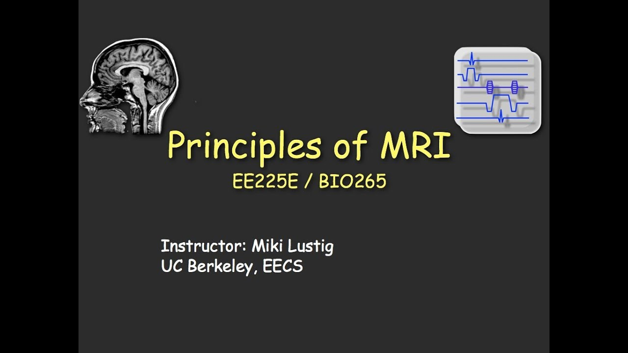 Mri physics made easy