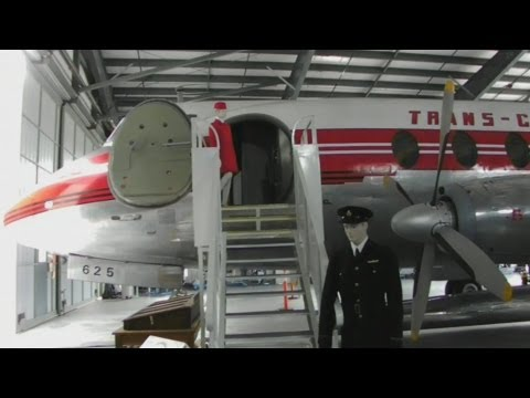 Trans-Canada Air Lines  Vickers Viscount 700 Series