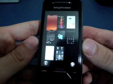 Sony Ericsson Xperia X1 - tecnoblog.net