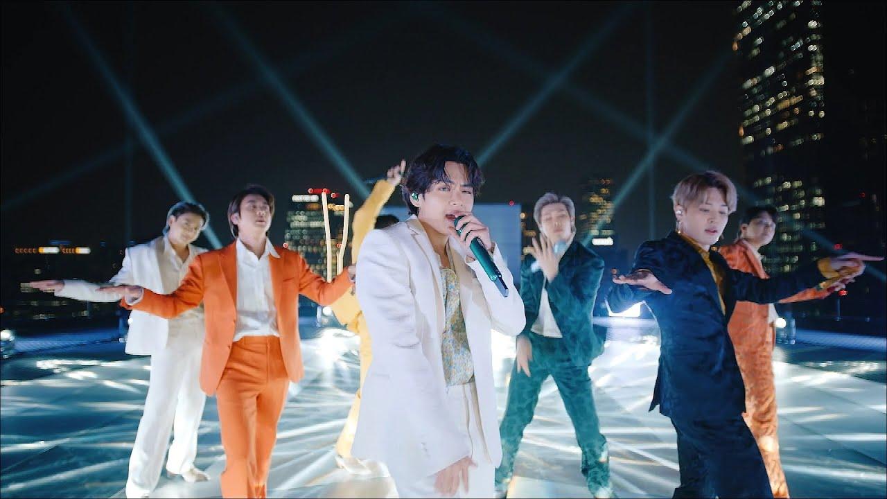 BTS (방탄소년단) 'Dynamite' @ 63rd GRAMMY Awards Show