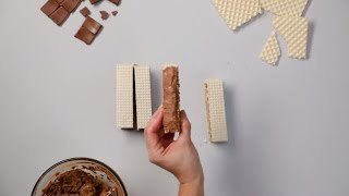 Homemade Candy Bars: How to Make KitKats, Crunch Bars, Twix, and Almond Joys From Scratch