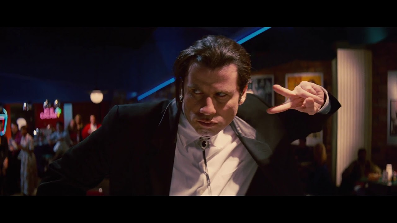 Pulp Fiction - You Never Can Tell (Chuck Berry) - YouTube