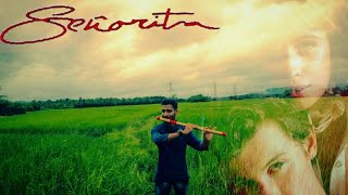 Señorita | Shawn Mendes | Camila Cabello | Indian Flute Cover | The Unplugged Flautist