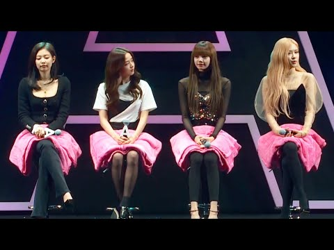 Blackpink at Samsung Indonesia Awesome Live Event   14th January 2020