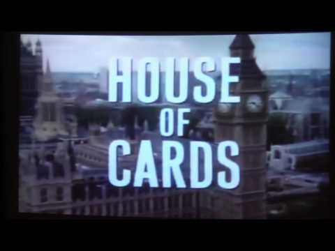 Lord Michael Dobbs  House of Cards