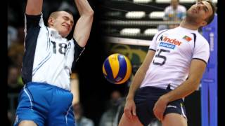 FIVB VOLLEYBALL WORLD LEAGUE 2012 -COLLAGE PICS