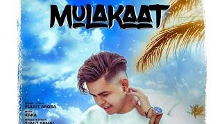 Mulakaat : : Pulkit Arora New Haryanvi Song 2020  