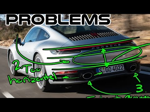 2019 Porsche 911 Re-design (992) - It Cant Be Unseen