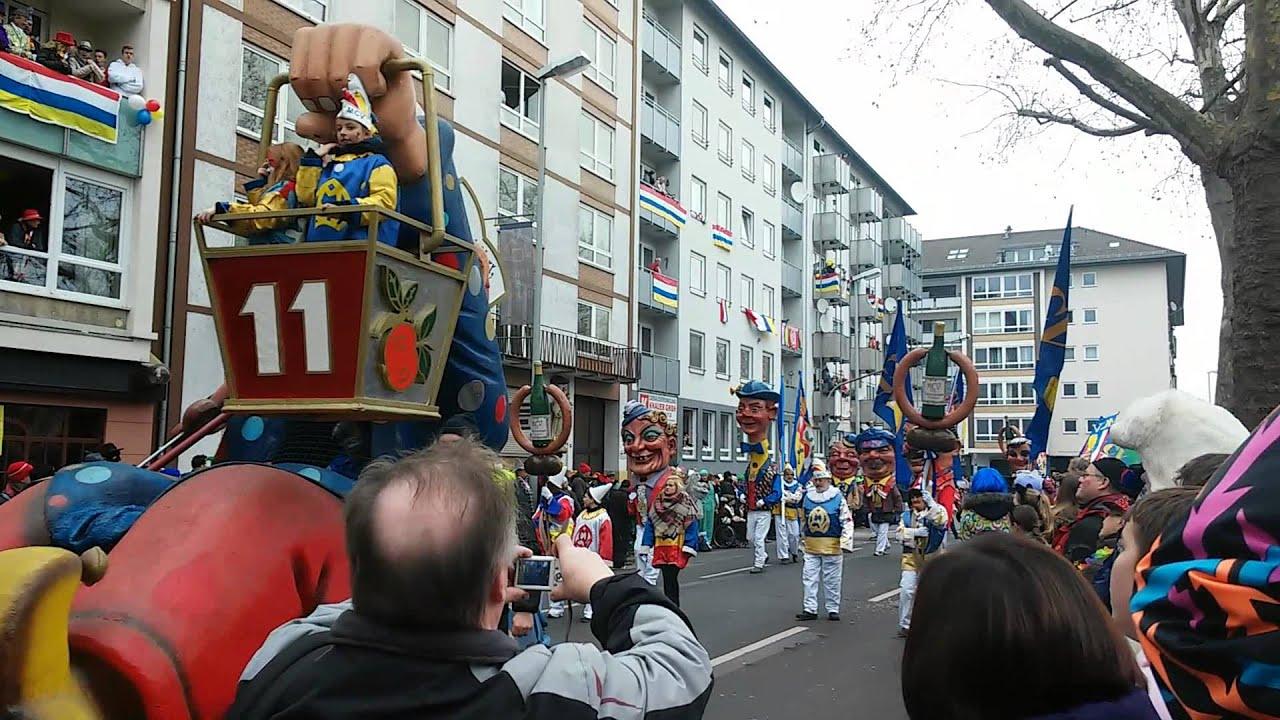 Mainz Rosenmontag