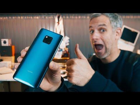 Huawei Mate 20 Pro (test) - Le Meilleur Smartphone de 2018 ?
